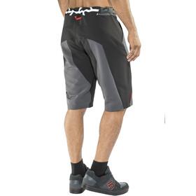 Cube Blackline Shorts Herre black'n'grey
